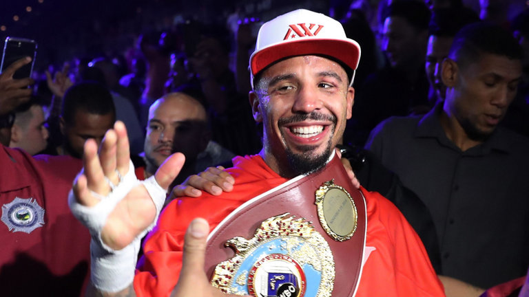 Andre Ward just missed out on our top spot. Photo Credit: skysports.com