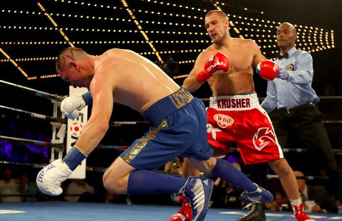 Kovalev defeats Shabranskyy