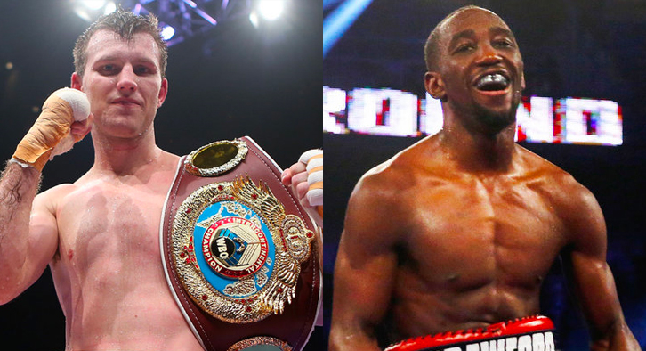 Jeff Horn and Terence Crawford likely to clash next year