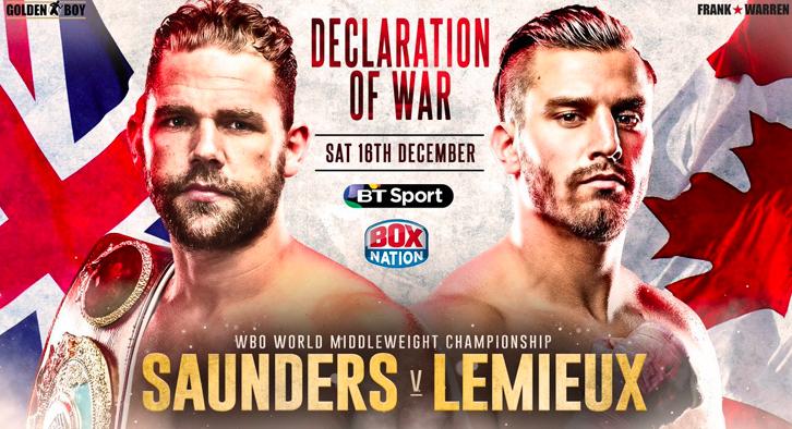 Saunders eyes Canelo after Lemieux