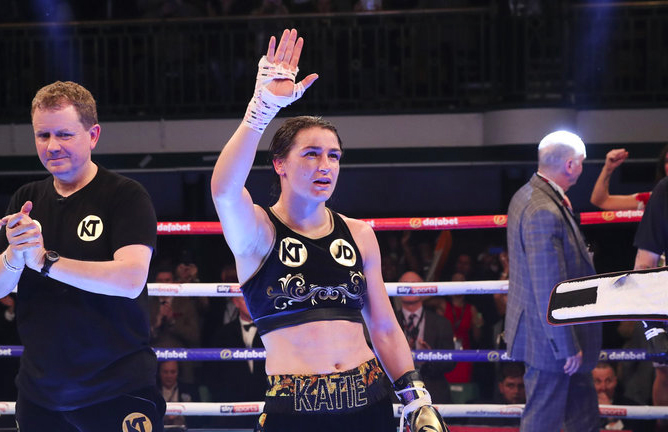Taylor wins at York Hall