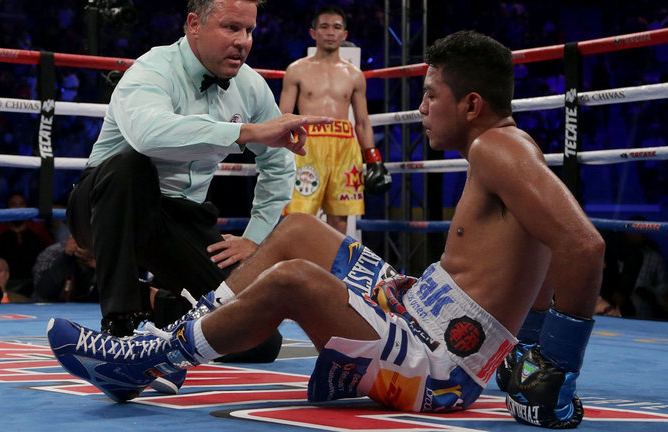 Rungvisai shocked the world defeating 'Chocolatito' not once but twice. Photo Credit: Sky Sports