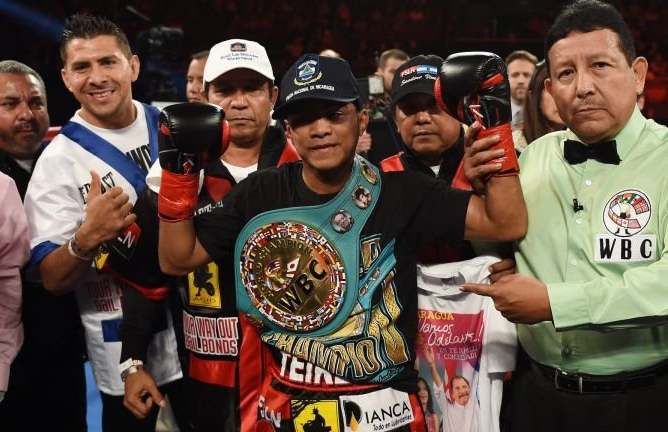 'Chocolatito' has had an unbelievable decade. Photo Credit: skysports.com