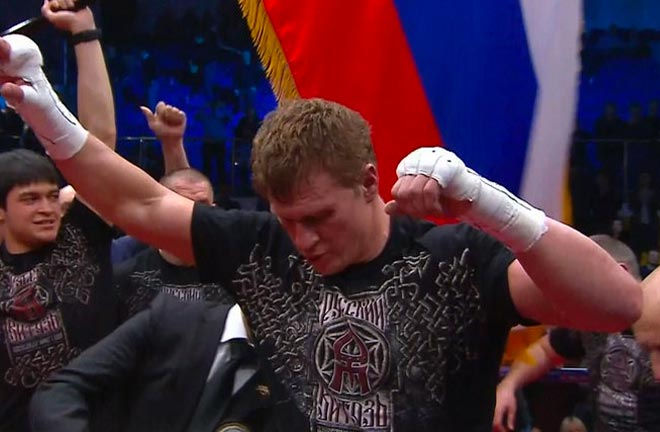 Russian Alexander Povetkin is also said to be wanting a shot at fighting Joshua later this year. Photo Credit: www.skysports.com