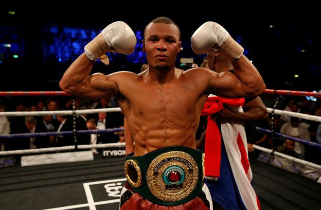 What next for Chris Eubank Jr. Photo Credit: Daily Mirror