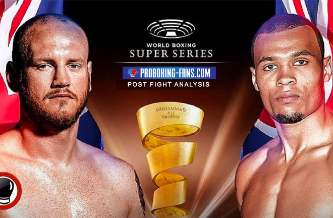 George Groves vs Chris Eubank Jr post fight analysis