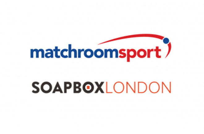 Matchroom-boxing announce exciting partnership with PR agency Soapbox London
