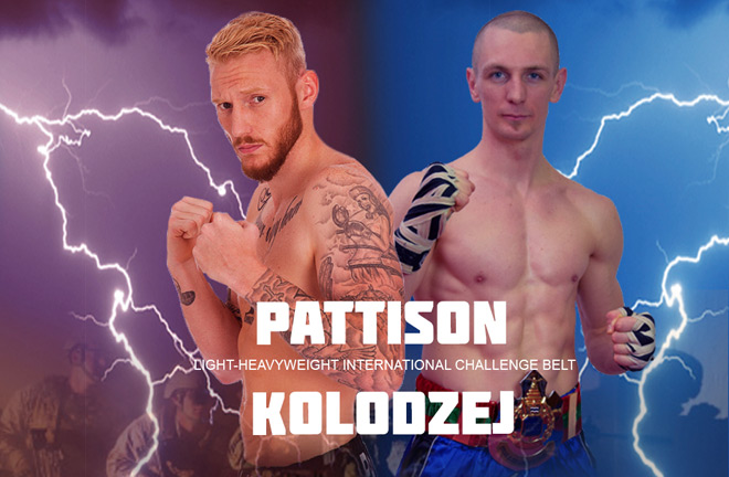 Ollie Pattison is set to face his toughest test to date when he goes up against the Slovakian Josef Kolodzej for the International Challenge Belt on 10th March at York Hall.