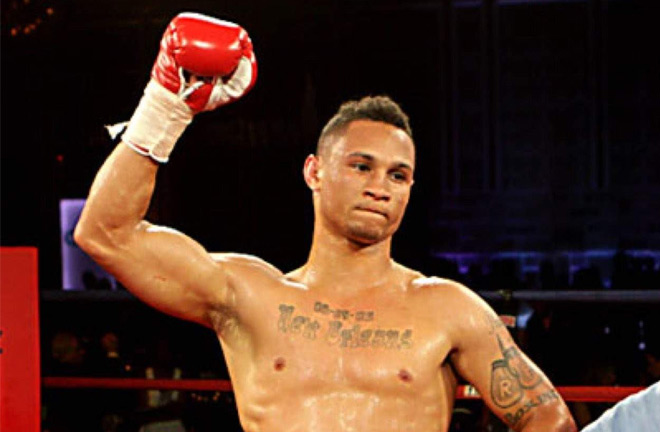 Regis Prograis victorious in his recent fight. Photo Credit: 234fight.com