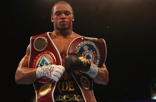 Beast from the East-  Anthony Yarde's updated record: 15 fights | 15 wins |  14 KOs