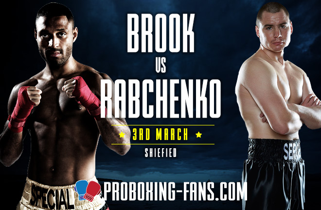 Brook-Rabchenko preview