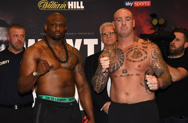Dillian Whyte says nothing is going to stop him mounting another title challenge ahead of his fight withAustralian Lucas Browne. Photo Credit: Chris Dean.