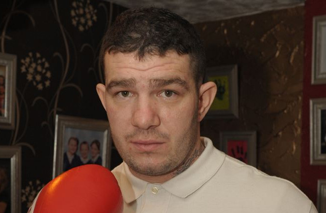 Louis Darlin aims to resume his boxing career. Photo Credit: KentOnline