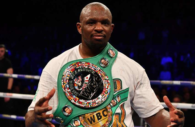 Whyte believes beating Parker should almost guarantee me a World title shot. Photo Credit: givemesport