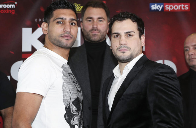 Khan is ready to put on the performance of his career. Photo Credit: Sky Sports