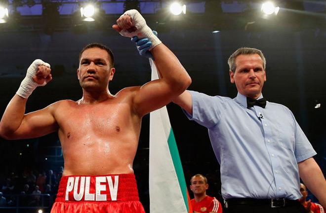 Kubrat Pulev to face Dillian Whyte. Photo Credit: Sky Sports.