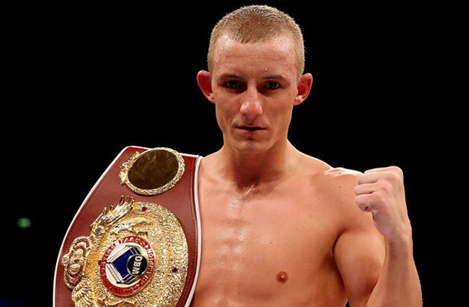 Paul Butler will meet Rodriguez for IBF Title.Photo Credit: Daily Star
