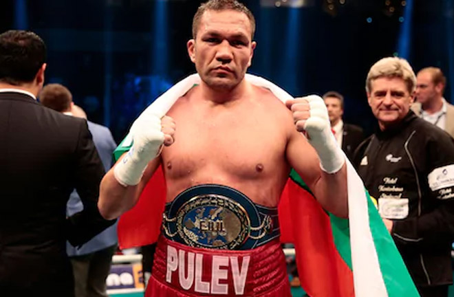 Pulev accepts IBF final eliminator against Dillian Whyte. Photo Credit: The Telegraph