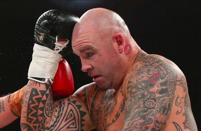 Lucas Browne has been touted as a potential opponent for Tyson Fury. Photo Credit: Sky Sports