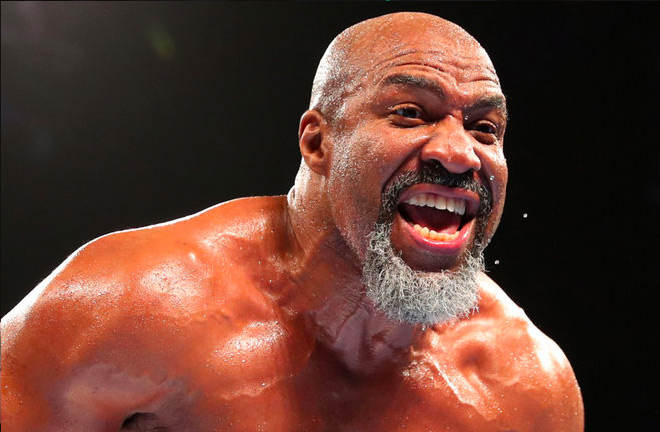 Shannon Briggs at 7/1 represents good value as a potential opponent for Tyson Fury. Photo Credit: Sky Sports
