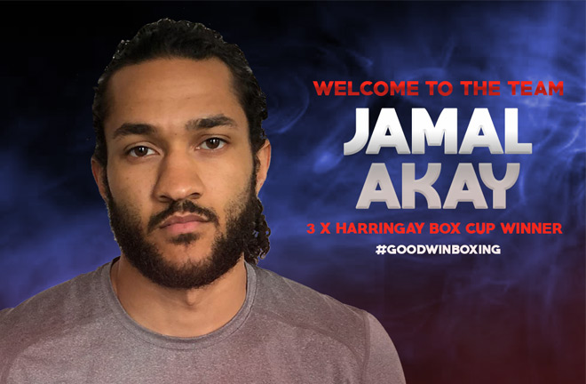 Jamel Akay signs with Goodwin