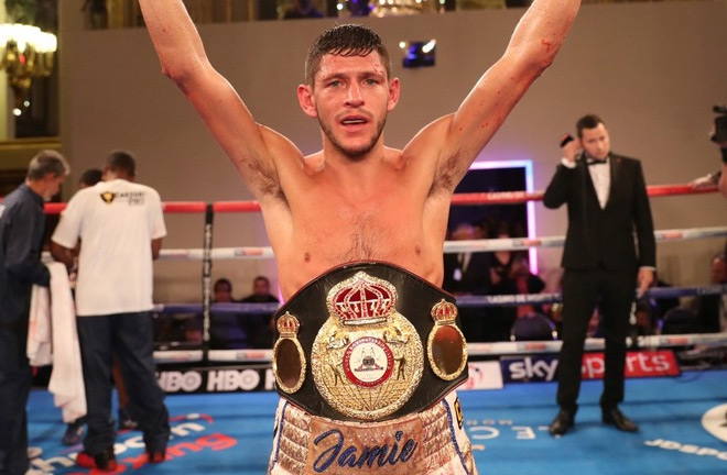 Jamie McDonnell ready for his clash against Naoya Inoue. Photo Credit: SkySports