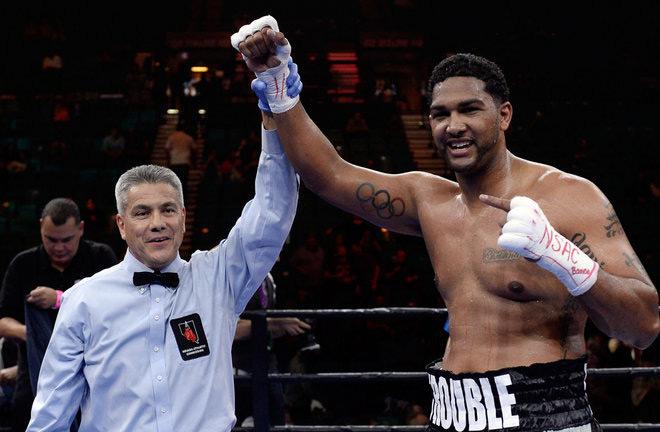 Breazeale wants Wilder. Photo Credit: Sky Sports