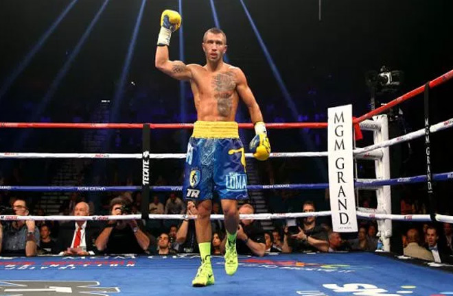 Mayweather has already reached out to Top Rank in the hope that Davis vs. Lomachenko can become a reality. Photo Credit: NESN.com
