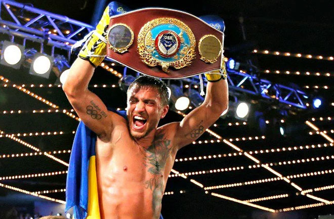 Lomachenko hopes to defend his titles by the end of this year. Photo Credit: COED.com