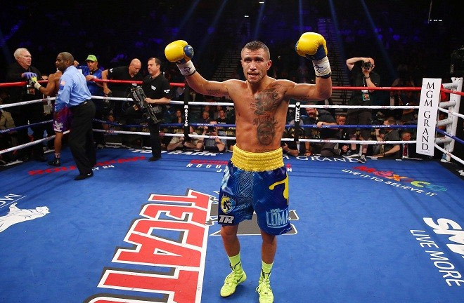 Lomachenko will now be looking to become a three-weight world champion this weekend. Photo Credit: IBTimes India