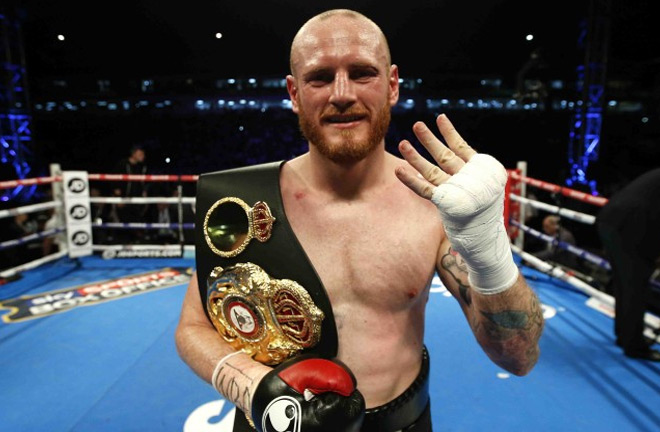 Groves has 10 day to prove fitness. Photo Credit: Boxing News