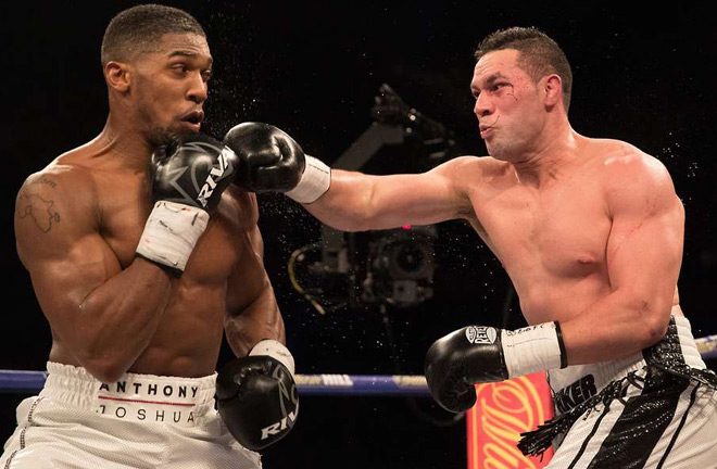 Fighting Joseph Parker is an option for Bellew. Photo Credit: GiveMeSport