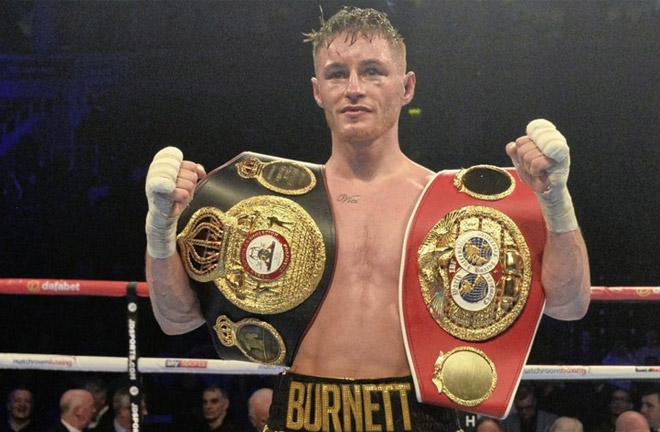 WBA world champion Ryan Burnett signs up World Boxing Super Series. Photo Credit: Irish News