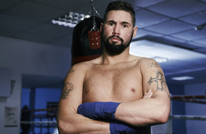 What does the future hold for Bellew. Photo Credit: SkySports