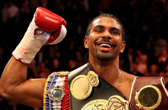 David Haye announces his retirement from boxing. Photo Credit: The Mirror