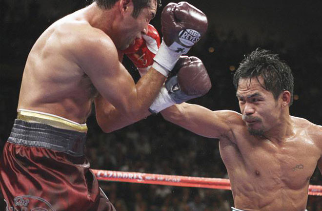 Pacquiao: You will see a young Manny Pacquiao. Photo Credit: Boxing News
