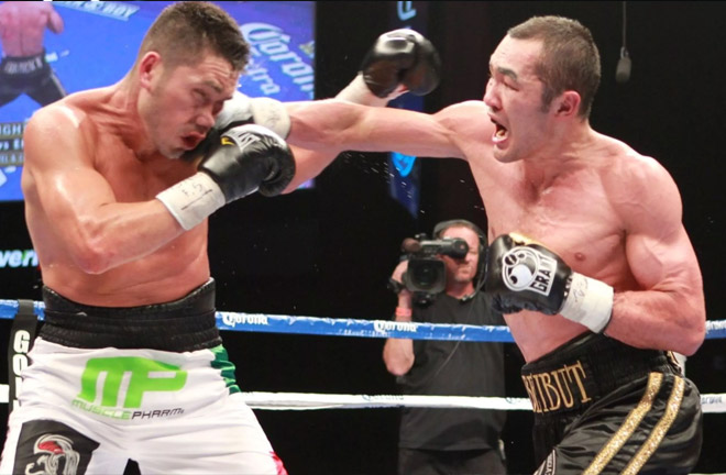 Shumenov feels ready to claim yet another belt. Photo Credit: USA Today