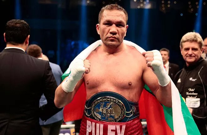 Fury would be interested in a fight with Kubrat Pulev. Photo Credit: Metro