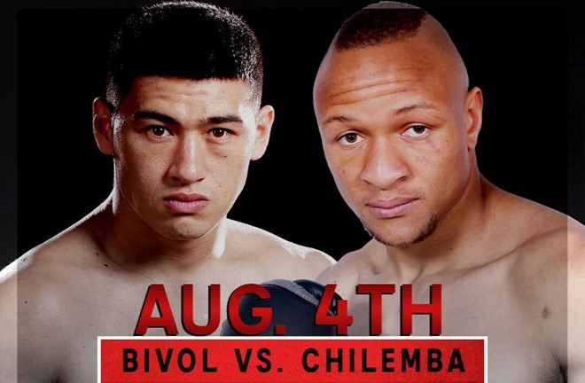 Dmitry Bivol vs. Isaac Chilemba Added to Sergey Kovalev vs. Eleider Alvarez Card. Photo Credit: World Boxing News