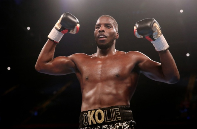 Okolie expects it to be a harder test than his last fight against Chamberlain. Photo Credit: Barking and Dagenham