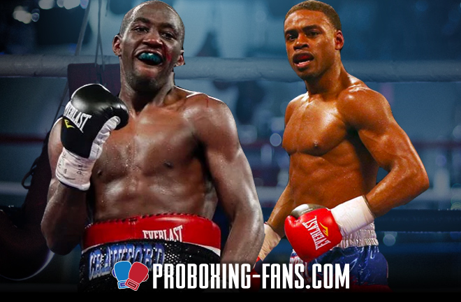 Could this be the biggest fight in boxing right now - Terence Crawford & Errol Spence Jr ? Both fighters have their sights set on becoming the undisputed welterweight champion of the world