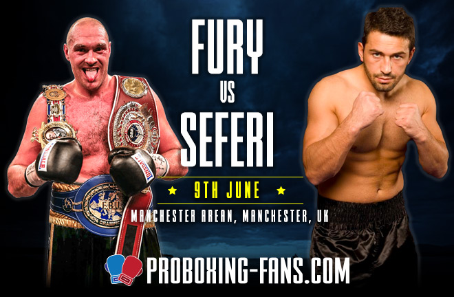 Fury vs Seferi Fight Preview & Prediction