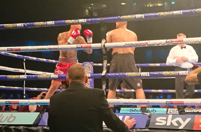 Vallily - Iqbal finishes a draw, Iqbal retains title.