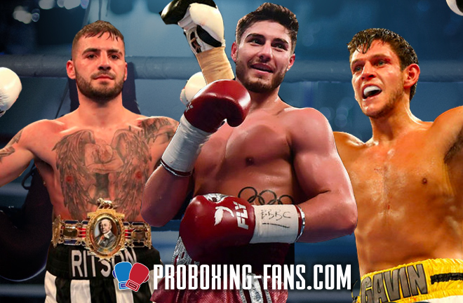 Josh Kelly, Lewis Ritson & Gavin McDonnell headline Saturday night's matchroom card in Newcastle, England.