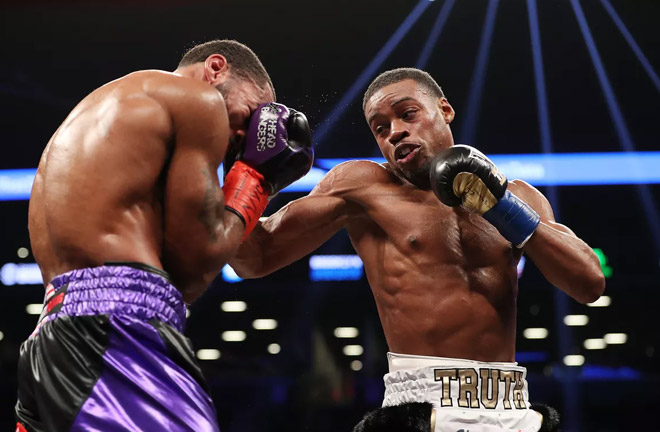 Spence Jr is open to fighting Crawford. Photo Credit: Bad Left Hook
