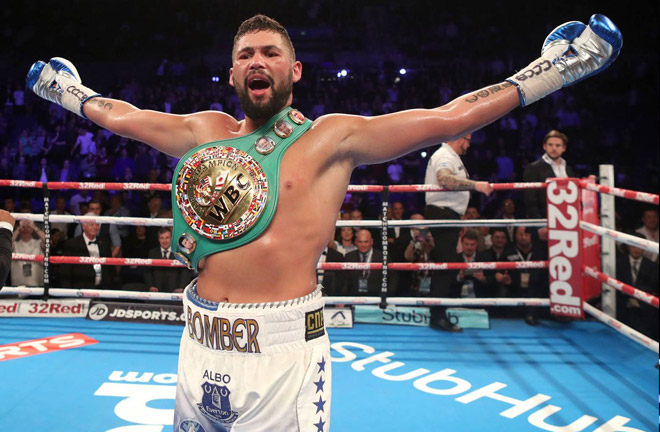 Tony Bellew may decide to retire from boxing. Photo Credit: British GQ