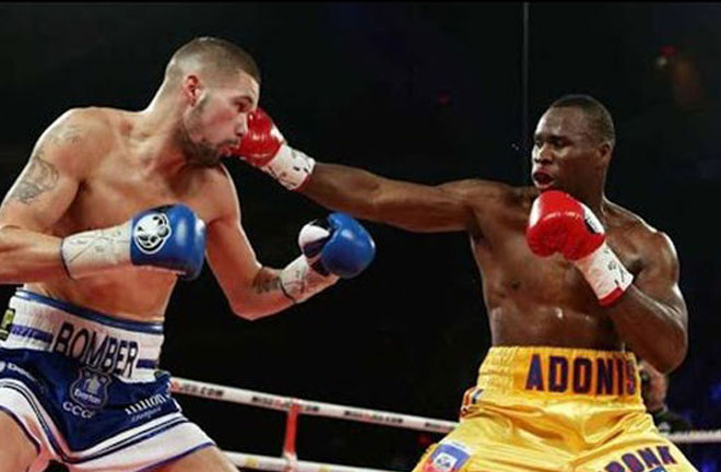 Tony Bellew last defeat came back in 2016 against Adonis Stevenson. Photo Credit: Daily Express
