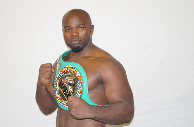Carlos Takam to fight Dreck Chisora this month. Photo Credit: SPORTEL Awards