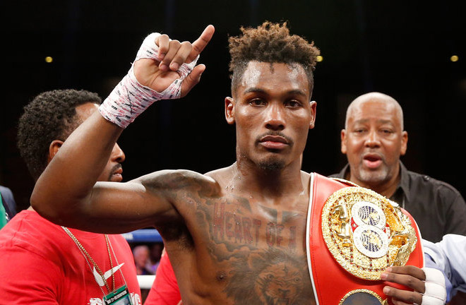 Jermall Charlo moved to 160lbs for bigger challenges. Photo Credit: Sky Sports