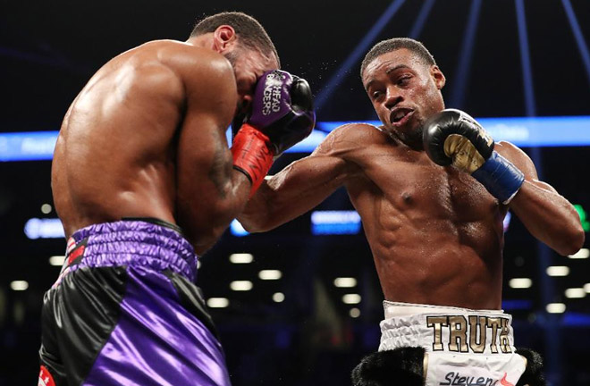Errol Spence Jr would be a good signing for Matchroom. Photo Credit: Forbes